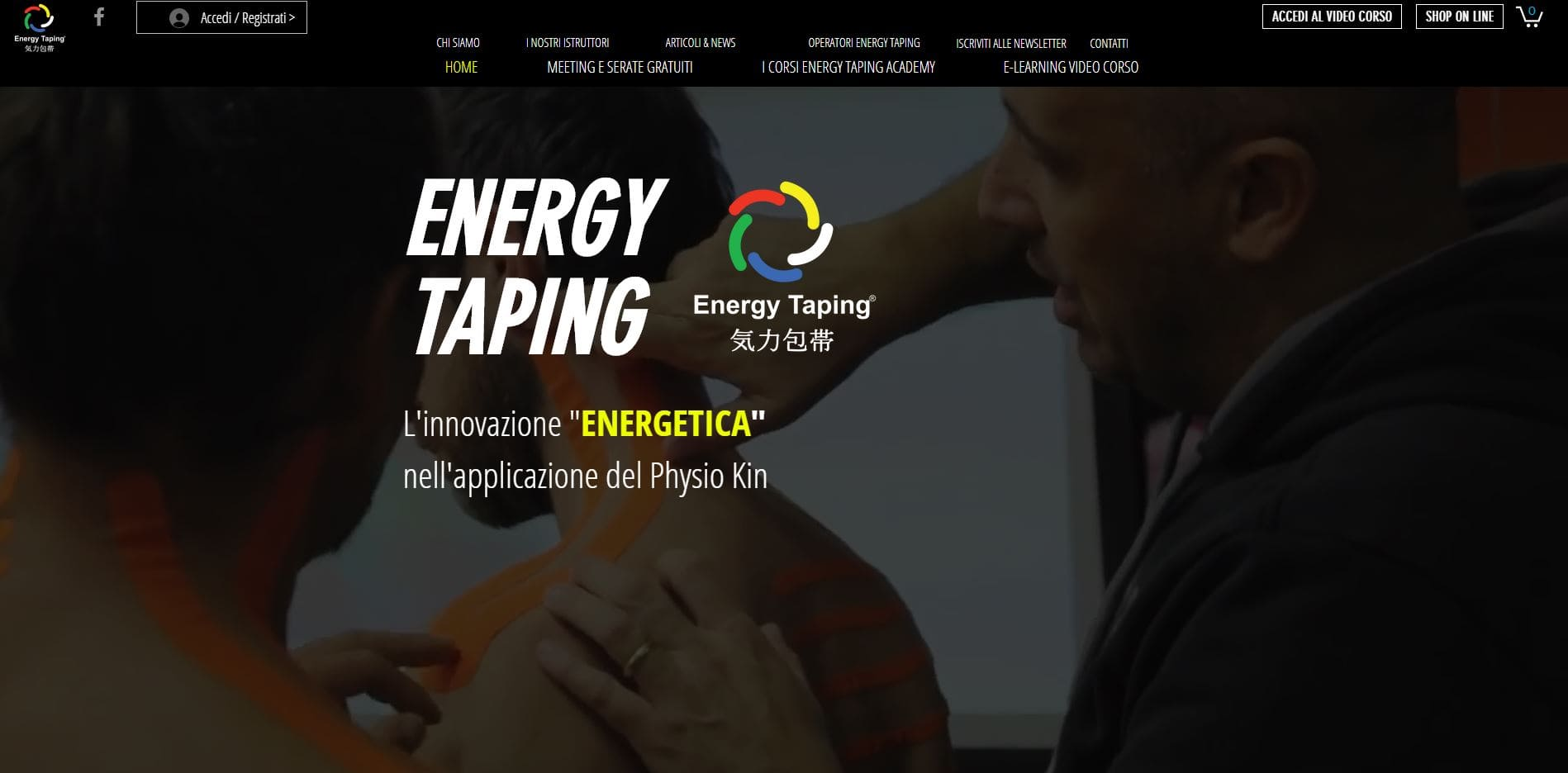 Energy Taping