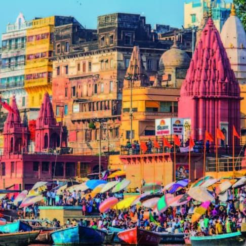 L'INDIA DEL SACRO GANGE. Report di viaggio