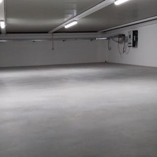 Sigillatura pavimento in cemento (prima)