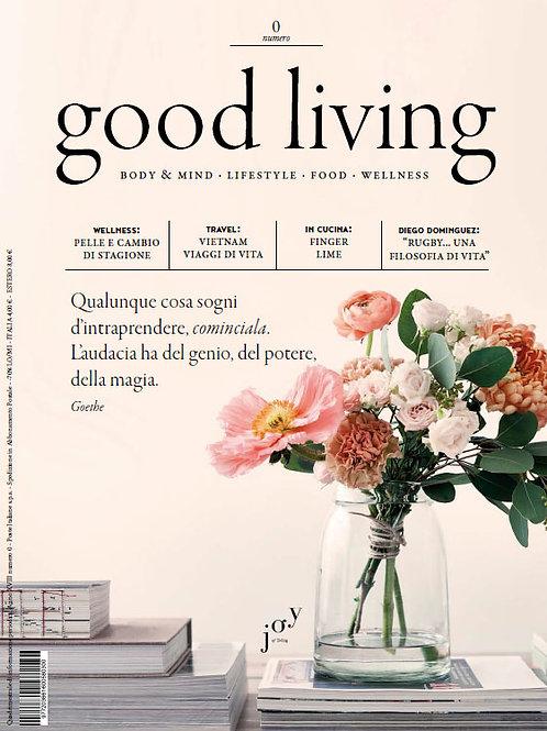 GOOD LIVING n° 0 - pdf