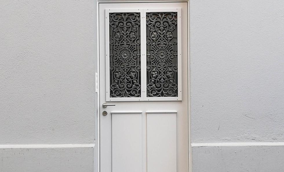 Stiltüre komplett neu erstellt