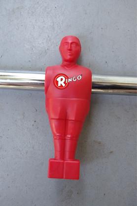 ometto rosso ringo