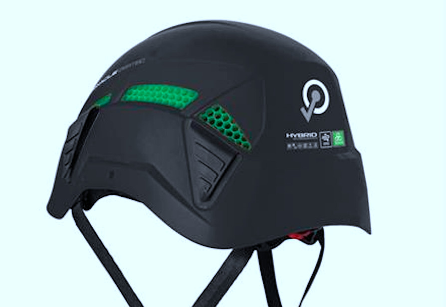 casco Zero Pinnacle Zertech nero