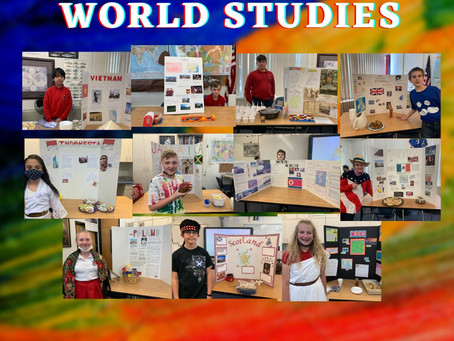 World Social Studies Projects