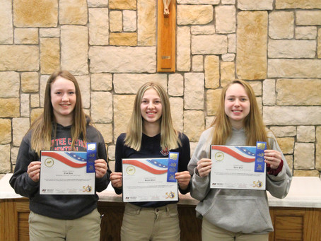 America and Me Essay Contest Winners