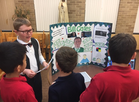 5th Grade Famous American Museum