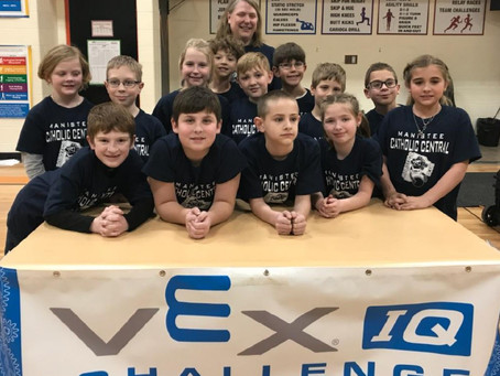 3rd and 4th Grade Robotics Competition