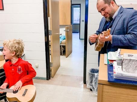 Kindergarten Music Class