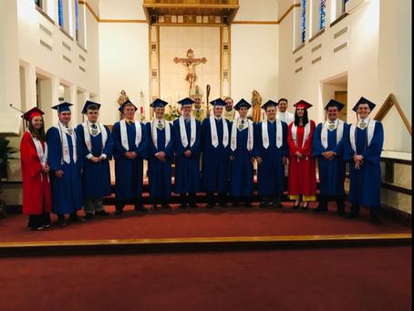 Senior Baccalaureate 2019