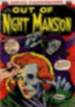 Night Mansion, Louisville Kentucky Halloween prop rentals