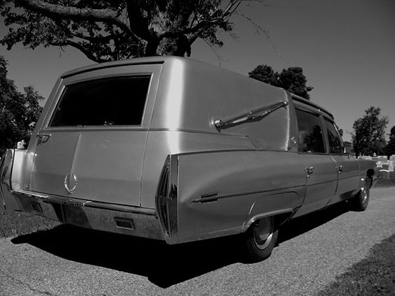 Halloween hearse and Prop rental from Night Mansion, Louisville hearse rental