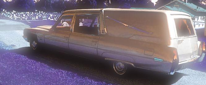 Louisville hearse and prop rental, rent a Halloween hearse in Louisville, Kentucky