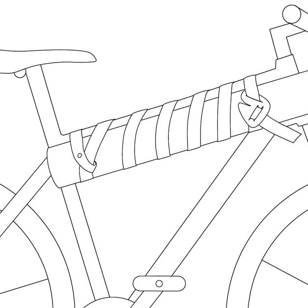 Ready to Roll - close up sketch