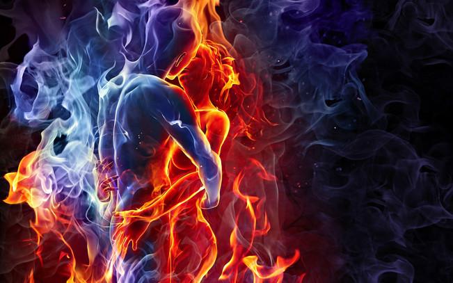 Resultado de imagem para amor ardente