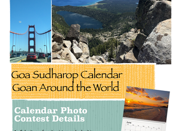 Goa Sudharop Calendar Photo Contest