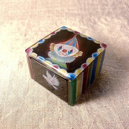 ガラスの小箱 サーカス
