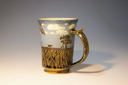 草原マグカップ イヌB