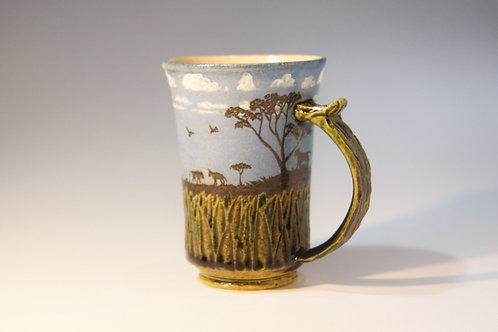 草原マグカップ サバンナB