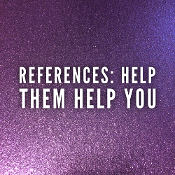 References Advice