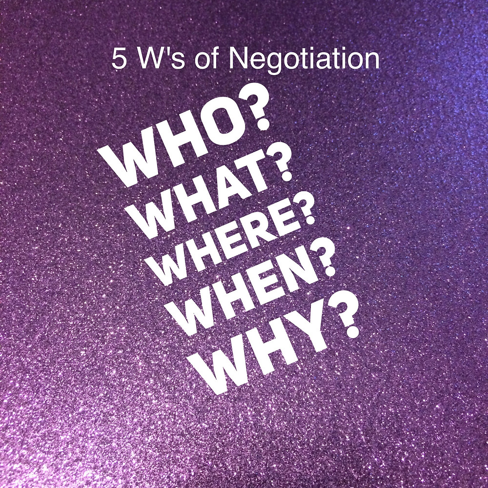 That Purple Book negotiation tips
