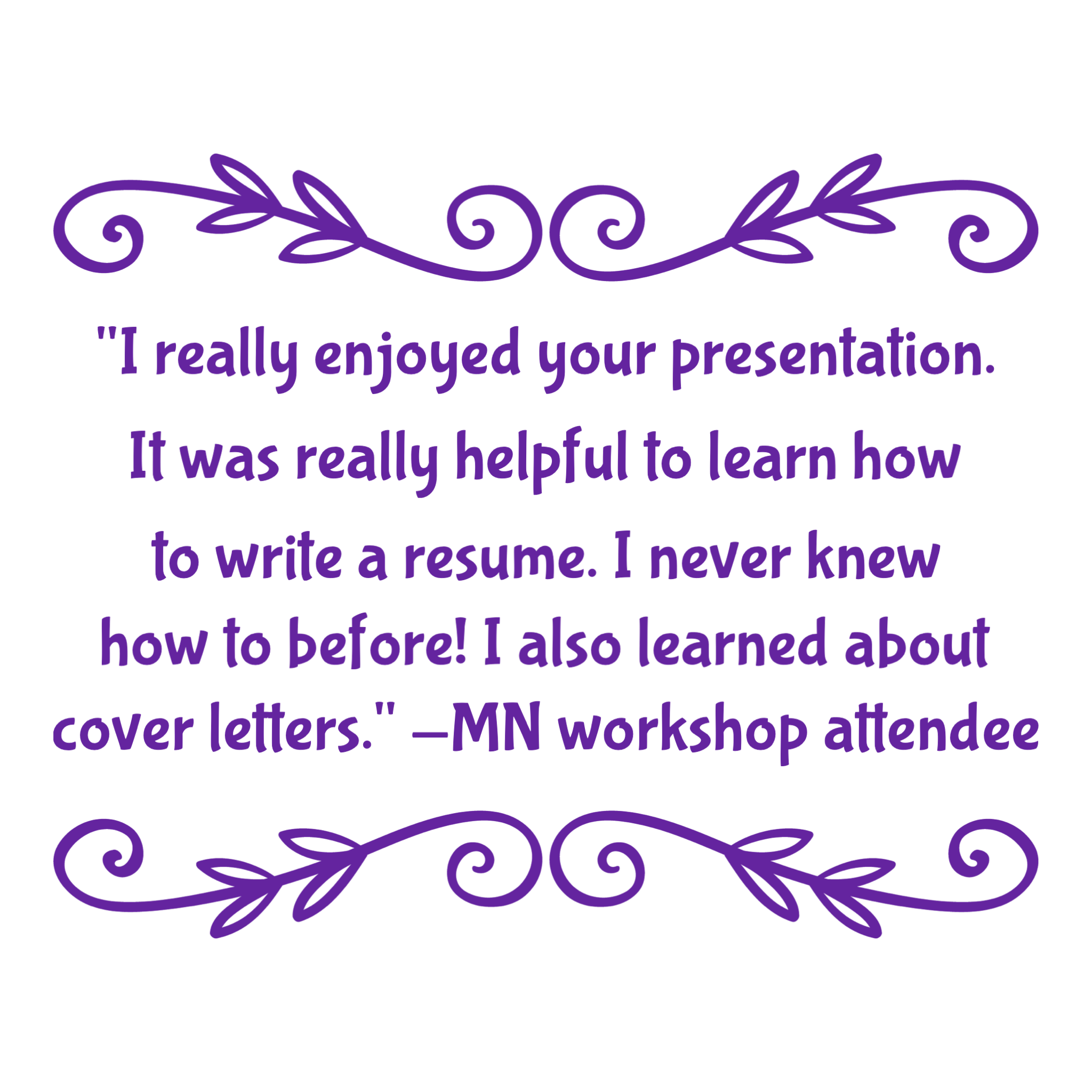 That-Purple-Book_career-workshop_kudos2.