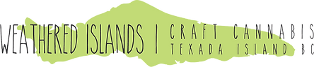Weathered Islands Logo