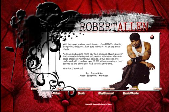 I am...Robert Allen - Illinois