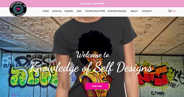 Knowledge of Self Designs - Texas