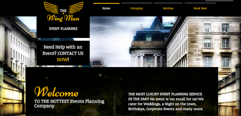 Wing Man - Greater Washington DC area