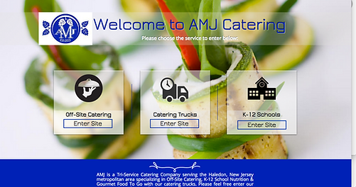 Catering by AMJ - New Jersey