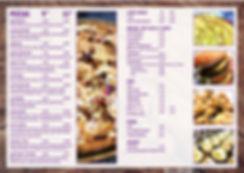 Zad's Guilt Free takeaway menu in Manchester