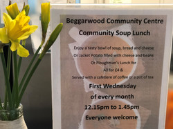 Community Soup Lunch