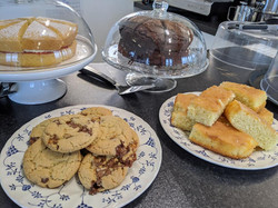 Cafe Cakes & Biscuits