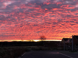 Sunset at Beggarwood