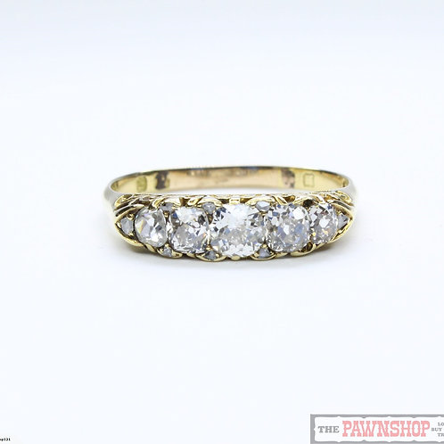 Vintage London Bridge Style Ring