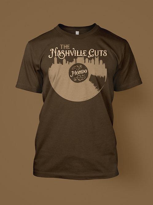 The Nashville Cuts Men's T-Shirt