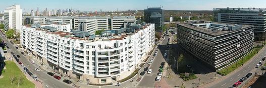 Luftaufnahmen Drohne mit Kamera Real Estate