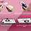 Thumbnail: Regor Finger Grip,Selfie Holder Mobile Stand for iPhones & Android - Hearts