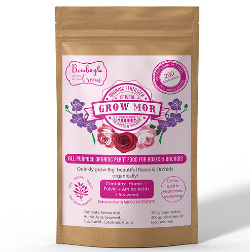 Roses & Orchids Organic Water Soluble Fertilizer