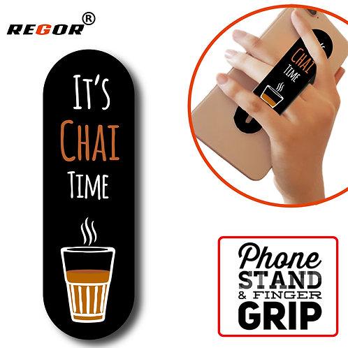 Finger Grip & Selfie Holder  - Chai