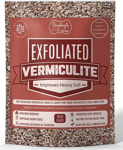 Exfoliated Vermiculite - 800 grams