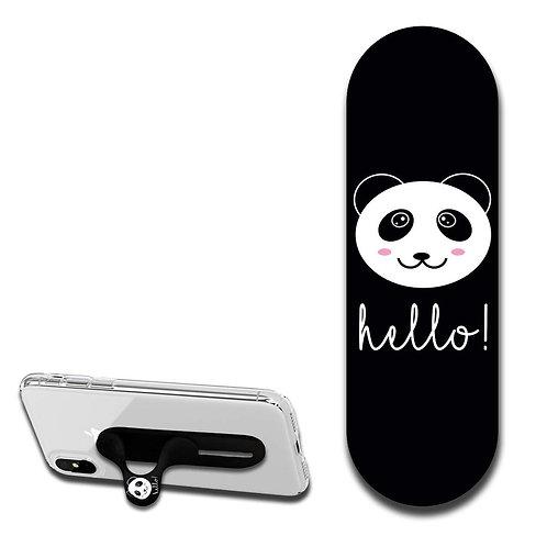 Finger Grip & Selfie Holder  - Panda