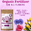 Thumbnail: All Flowers Organic Water Soluble Fertilizer