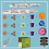 Thumbnail: Edible Flowers Kit - Zinnia, Calendula, Butterfly Pea