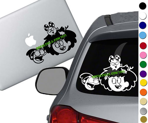 Amphibia - Vinyl Decal Sticker - For cars, laptops, and more!
