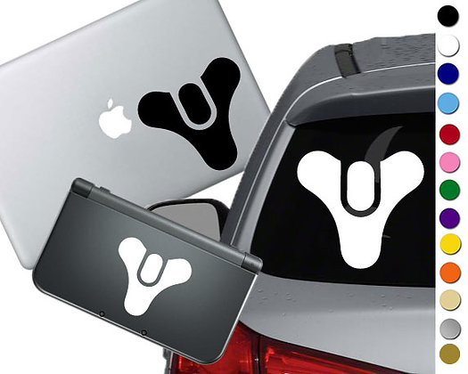 "Sale! 1.5"" Destiny -Mini Vinyl Decal Sticker For laptops, and more!"