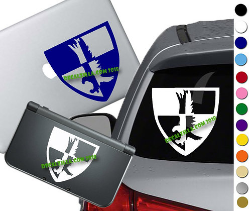 Harry Potter Ravenclaw Crest- Vinyl Decal Sticker For cars, laptops, and more!