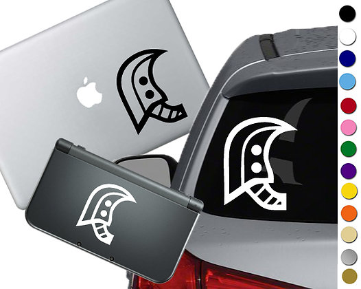 Monster Hunter Weapon- Great Sword - Vinyl Decal Sticker For cars and more!