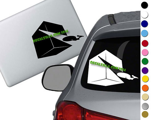 SALE! Star Trek Borg -Vinyl Decal Sticker For cars, laptops, and more!