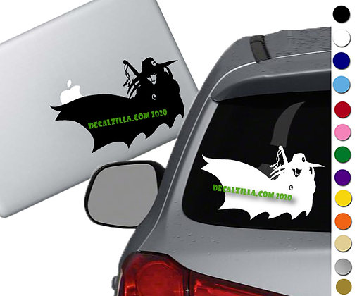 Vampire Hunter D- Vinyl Decal Sticker - For cars, laptops and more!